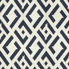 Indigo Modern Decorator Fabric by Kravet