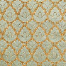Jade/Gold Decorator Fabric by Scalamandre