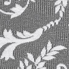 White Lace Decorator Fabric by Kasmir