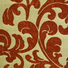 Rusty Red Decorator Fabric by RM Coco