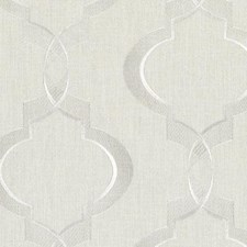 Linen Embroidery Decorator Fabric by Duralee