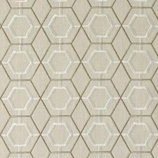 Natural Abstract Decorator Fabric by Duralee