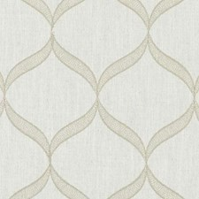 Almond Embroidery Decorator Fabric by Duralee