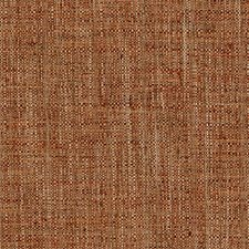 Pumpkin Basketweave Decorator Fabric by Duralee