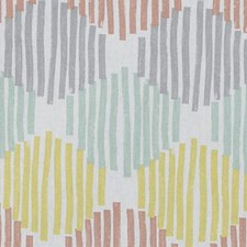 Pastel Abstract Decorator Fabric by Duralee