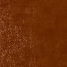 Cinnamon Faux Leather Decorator Fabric by Duralee