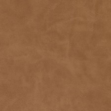Nutmeg Faux Leather Decorator Fabric by Duralee