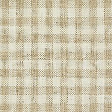 Wheat Plaid Decorator Fabric by Duralee