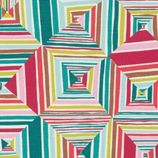 Multi Abstract Decorator Fabric by Duralee