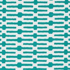 Caribbean Geometric Decorator Fabric by Duralee