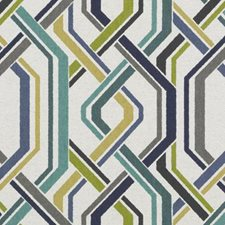 Baltic Abstract Decorator Fabric by Duralee
