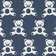 Lapis Animal Decorator Fabric by Duralee