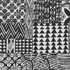 Black Ethnic Decorator Fabric by Duralee