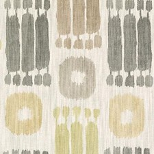Citron Ethnic Decorator Fabric by Duralee
