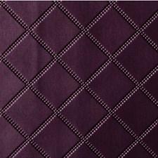 Purple Rain Metallic Decorator Fabric by Kravet