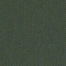 Evergreen Herringbone Decorator Fabric by Duralee