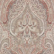 Natural Paisley Decorator Fabric by Duralee