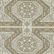 Chamois Ethnic Decorator Fabric by Duralee