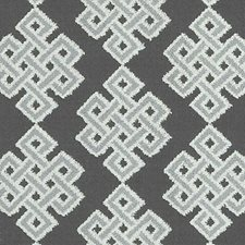 Metal Medallion Decorator Fabric by Duralee