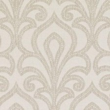 Natural Damask Decorator Fabric by Duralee