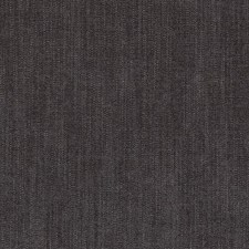 Charcoal Solid Decorator Fabric by Duralee