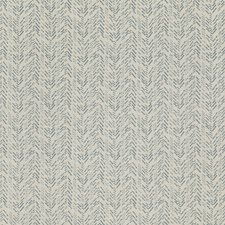 Teal Print Decorator Fabric by Threads