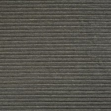 Pewter Pleated Decorator Fabric by Threads