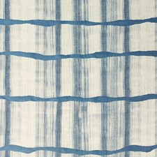 Indigo/Dresden Silk Decorator Fabric by Threads