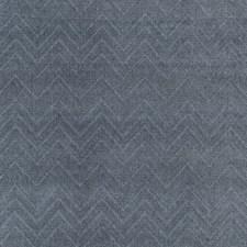 Indigo Chenille Decorator Fabric by Threads