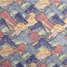 Opal Print Decorator Fabric by Groundworks