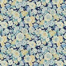 Cadet Botanical Decorator Fabric by Kravet
