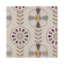 Sage Weave Decorator Fabric by Clarke & Clarke