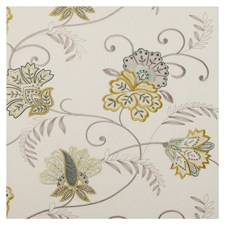 Citrus Embroidery Decorator Fabric by Clarke & Clarke