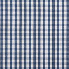 Navy Weave Decorator Fabric by Clarke & Clarke