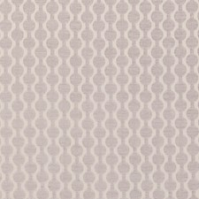 Silver Chenille Decorator Fabric by Clarke & Clarke