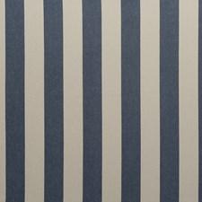 Marine Stripes Decorator Fabric by Clarke & Clarke