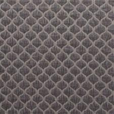 Charcoal Ogee Decorator Fabric by Clarke & Clarke