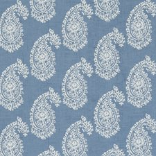 Chambray Decorator Fabric by Clarke & Clarke