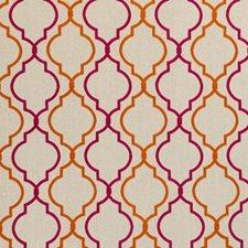 Summer Embroidery Decorator Fabric by Clarke & Clarke