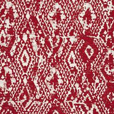 Rosso Weave Decorator Fabric by Clarke & Clarke