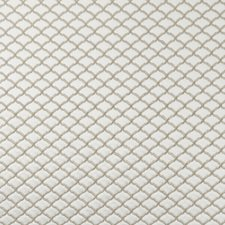 Ivory Weave Decorator Fabric by Clarke & Clarke