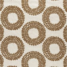 Cinnamon Weave Decorator Fabric by Clarke & Clarke