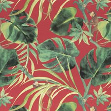 Rouge Decorator Fabric by Clarke & Clarke