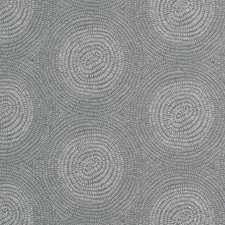 Pewter Dots Decorator Fabric by Clarke & Clarke
