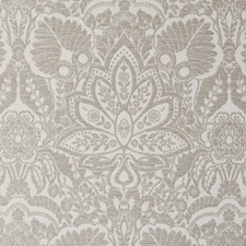 Champagne Chenille Decorator Fabric by Clarke & Clarke