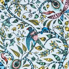 Eggshell Decorator Fabric by Clarke & Clarke