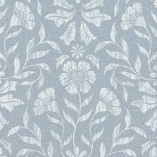 Denim Damask Decorator Fabric by Clarke & Clarke
