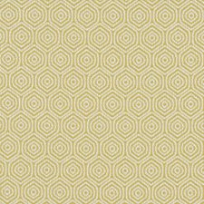 Citron Weave Decorator Fabric by Clarke & Clarke