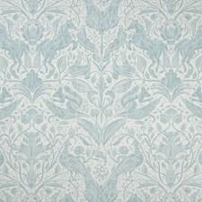 Duckegg Decorator Fabric by Clarke & Clarke