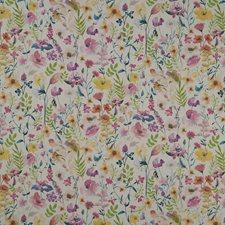 Summer/Linen Botanical Decorator Fabric by Clarke & Clarke